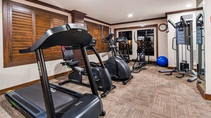 Fitness Facility | Best Western Plus Island Palms Hotel & Marina