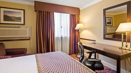 In-Room Amenity | Best Western Plus Genetti Hotel & Conference Center