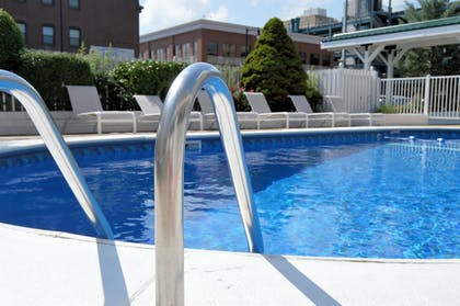 Pool | Best Western Plus Genetti Hotel & Conference Center