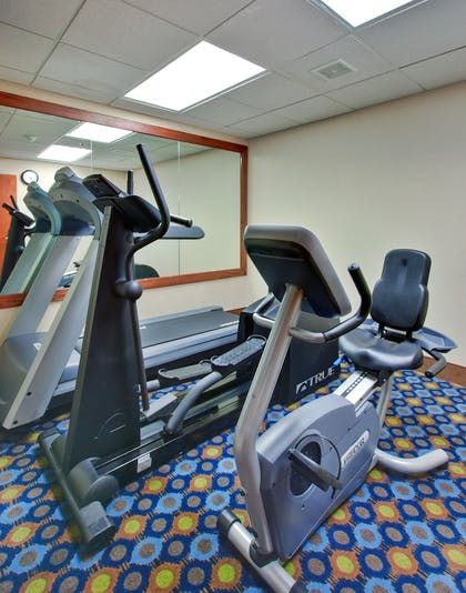 Fitness Facility | Holiday Inn Express Sault Ste. Marie