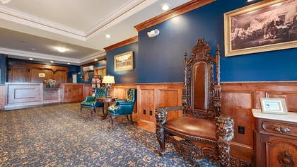 Lobby | Best Western White House Inn