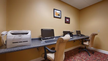 Business Center | Best Western White House Inn