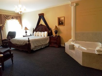 Guestroom | Best Western White House Inn