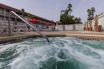 Outdoor Spa Tub | Ramada by Wyndham Costa Mesa/Newport Beach