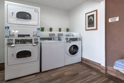 Laundry Room | Ramada by Wyndham Costa Mesa/Newport Beach