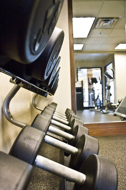 Fitness Facility | Best Western Plus West Akron Inn & Suites