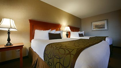 Guestroom | Best Western Plus Kennewick Inn