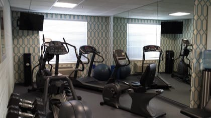 Fitness Facility | Best Western Plus Kennewick Inn