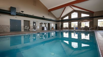 Indoor Pool | Best Western Plus Kennewick Inn