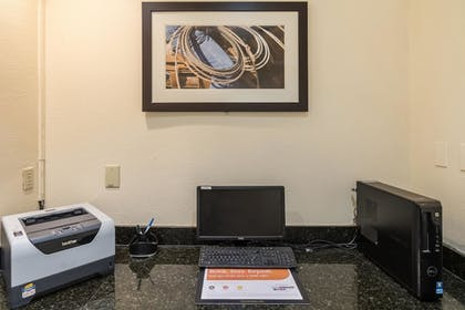 Business Center   Quality Suites Burleson - Ft. Worth
