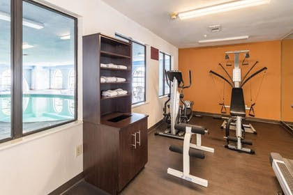 Gym   Quality Suites Burleson - Ft. Worth