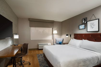 Room   Four Points by Sheraton Anchorage Downtown