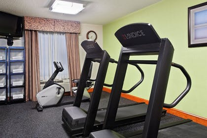 Fitness Facility | Holiday Inn Express Hotel & Suites Richmond-Brandermill