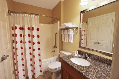 Bathroom | TownePlace Suites by Marriott Sunnyvale Mountain View
