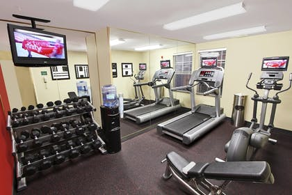 Fitness Studio | TownePlace Suites by Marriott Sunnyvale Mountain View
