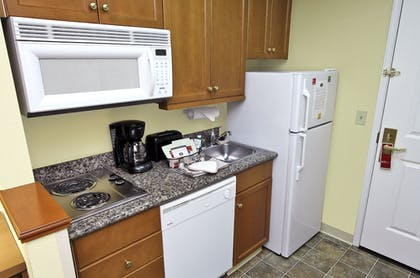 In-Room Kitchen | TownePlace Suites by Marriott Sunnyvale Mountain View