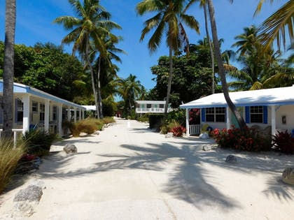Property Grounds | Pines & Palms Resort