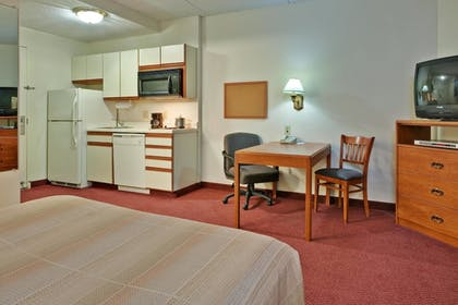 In-Room Kitchen | Candlewood Suites - Syracuse Airport