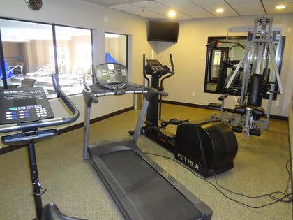 Fitness Facility | Best Western Plus Woodland Hills Hotel & Suites
