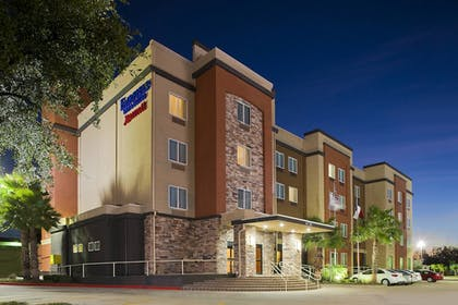 Exterior | Fairfield Inn & Suites by Marriott Houston Hobby Airport.