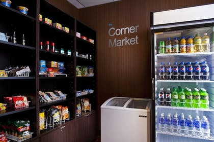 Snack Bar | Fairfield Inn & Suites by Marriott Houston Hobby Airport.