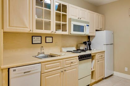 In-Room Kitchen | Sun Harbour Boutique Hotel