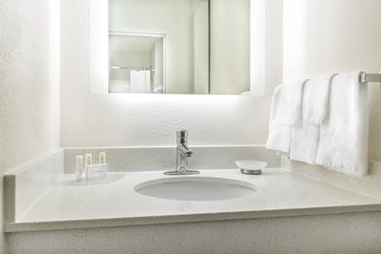 Bathroom Sink | Springhill Suites By Marriott Houston Brookhollow