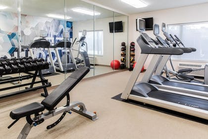 Fitness Facility | Springhill Suites By Marriott Houston Brookhollow