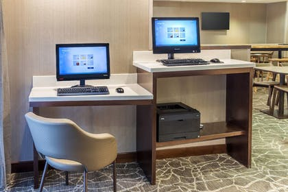 Business Center | Springhill Suites By Marriott Houston Brookhollow