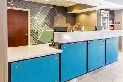 Lobby | Springhill Suites By Marriott Houston Brookhollow