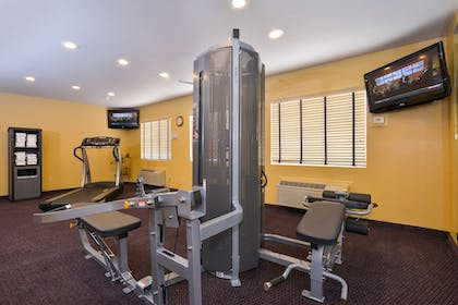Fitness Facility | Best Western Canon City