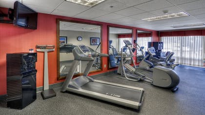 Fitness Facility | Holiday Inn Express Greenville