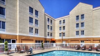 Pool | Holiday Inn Express Greenville