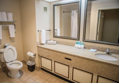 Bathroom   Holiday Inn Express Hotel & Suites Conover (Hickory Area)