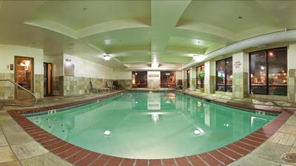 Indoor Pool | Holiday Inn Express & Suites Tacoma
