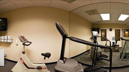 Gym | Holiday Inn Express & Suites Tacoma