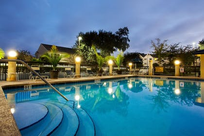 Outdoor Pool | Holiday Inn Express Hotel & Suites Jacksonville - South