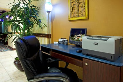 Business Center | Holiday Inn Express Hotel & Suites Jacksonville - South