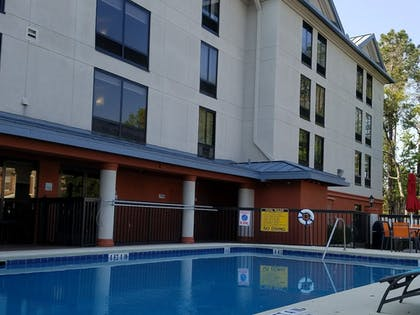 Pool | Holiday Inn Express Hotel & Suites Jacksonville - South