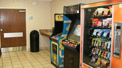 Property Amenity | Holiday Inn Express Hotel & Suites Troy
