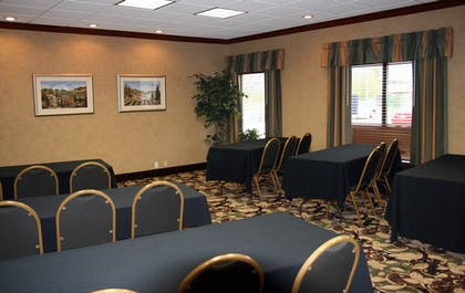 Meeting Facility | Holiday Inn Express Hotel & Suites Troy