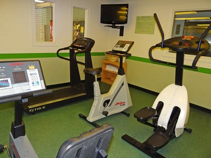 Fitness Facility | Extended Stay America - Raleigh - Cary - Regency Parkway S