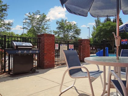 Terrace/Patio | Extended Stay America - Raleigh - Cary - Regency Parkway S