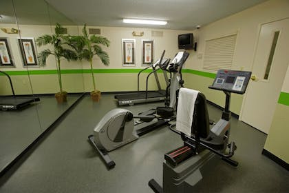 Fitness Facility |  | Extended Stay America - Macon - North