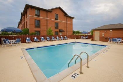 Pool |  | Extended Stay America - Macon - North
