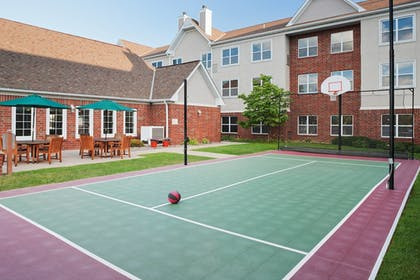 Sports Facility | Residence Inn by Marriott Bloomington by Mall of America