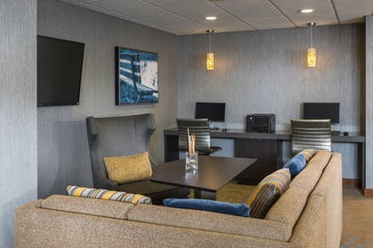 Business Center | Residence Inn by Marriott Bloomington by Mall of America