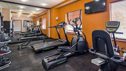 Fitness Facility | Best Western Travelers Rest Greenville