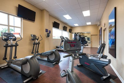 Fitness Facility | Westgate Palace Resort