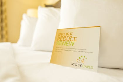 In-Room Amenity | Ayres Suites Diamond Bar